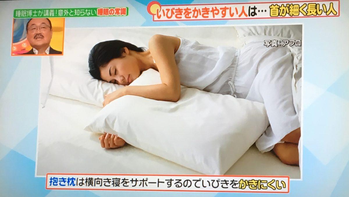 いびき予防