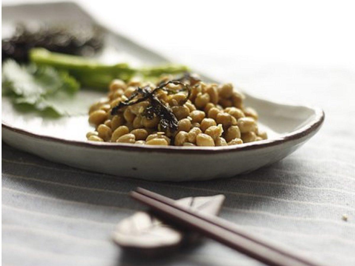 食中毒予防の納豆
