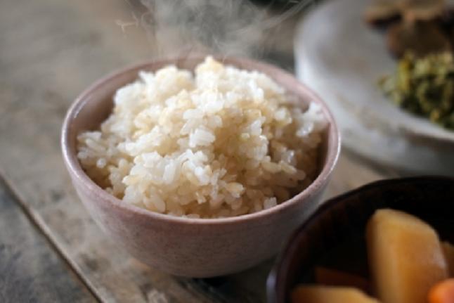 玄米、炊き方
