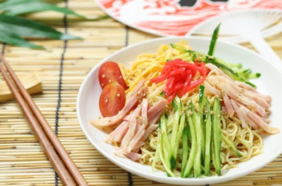 冷やし中華の格上げレシピ