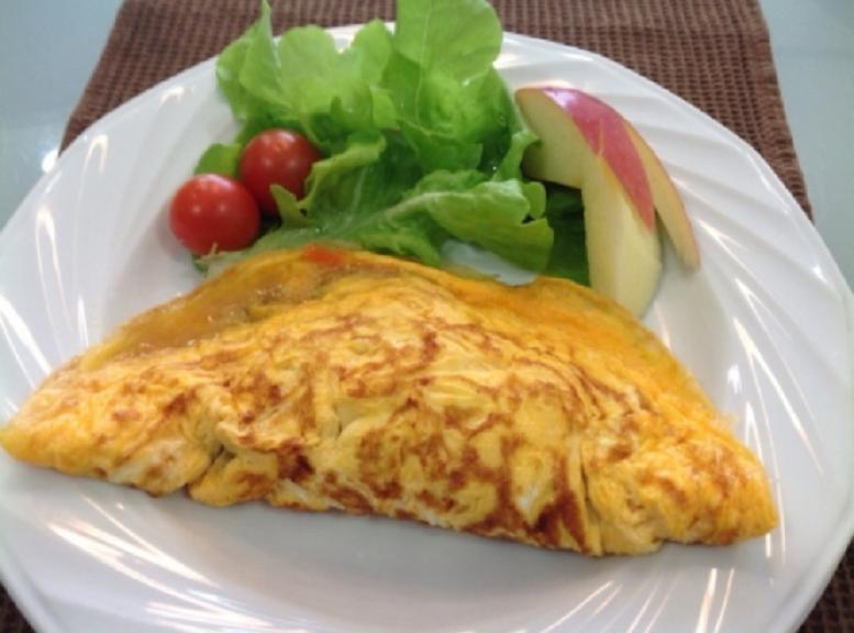 油揚げオムレツ,チーズ料理,レシピ
