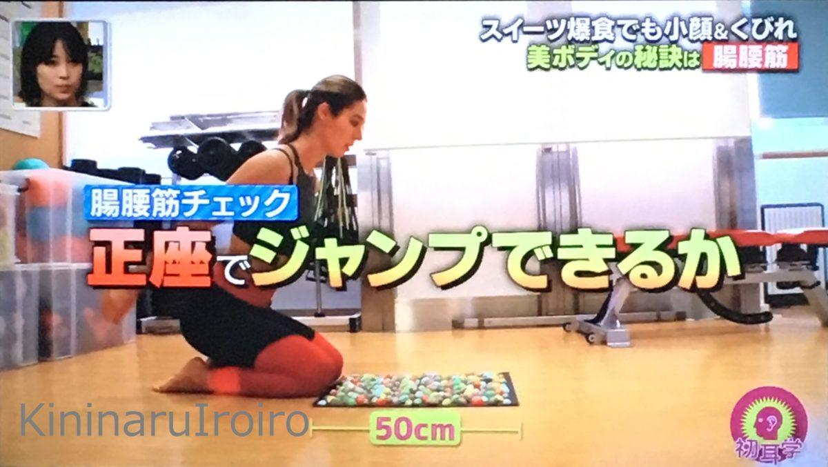 腸腰筋チェック法