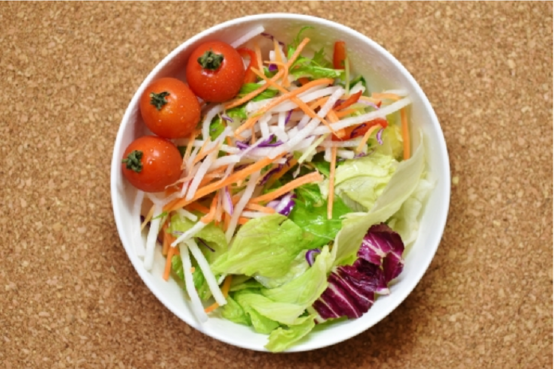 カット野菜のレシピ