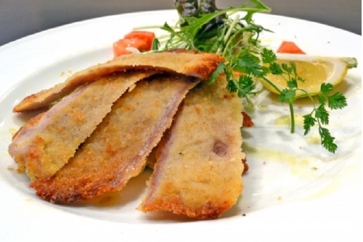 アサイチの白身魚カツレツ