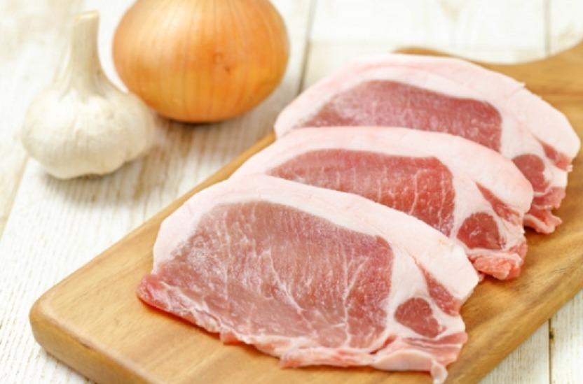 豚肉の餅巻き