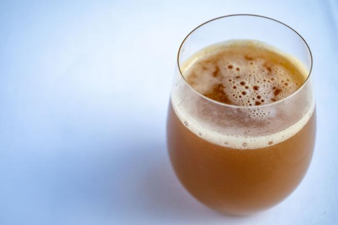 大根とりんごのジュースのレシピ