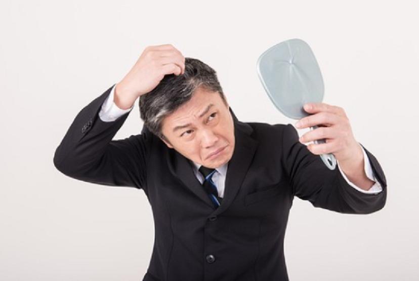 白髪を改善する黒酢の使い方