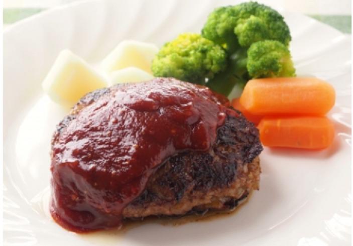 野菜ハンバーグのレシピ