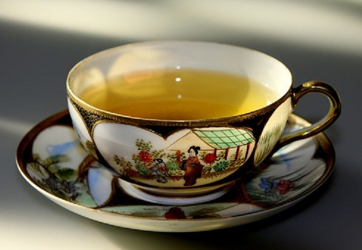 お茶の健康パワー