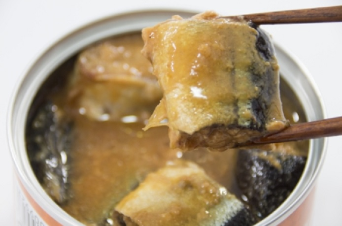 サバ缶のレシピ