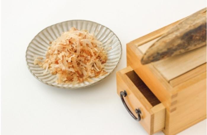鰹節の炊き込みご飯