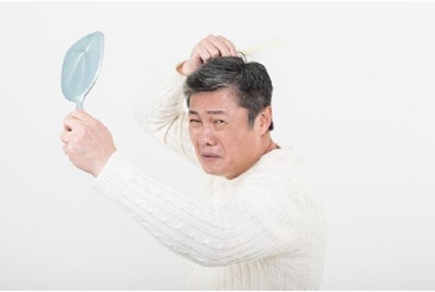 白髪・抜け毛改善運動