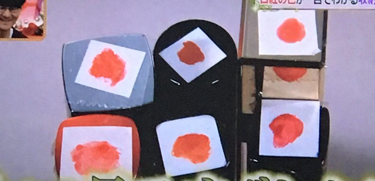 口紅の色が一目でわかるアイテム