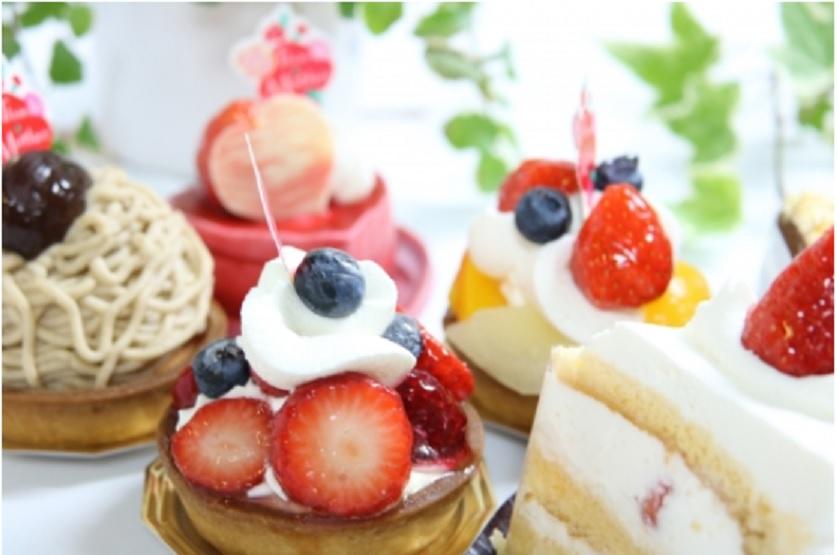 トライフルケーキ