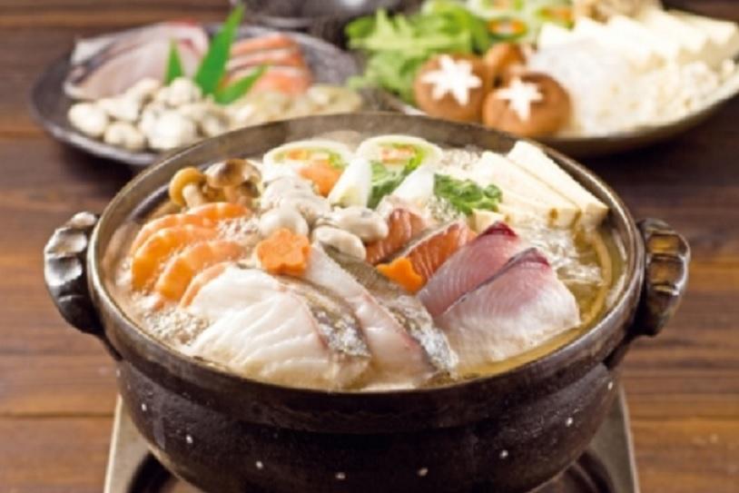 冬野菜の鶏鍋