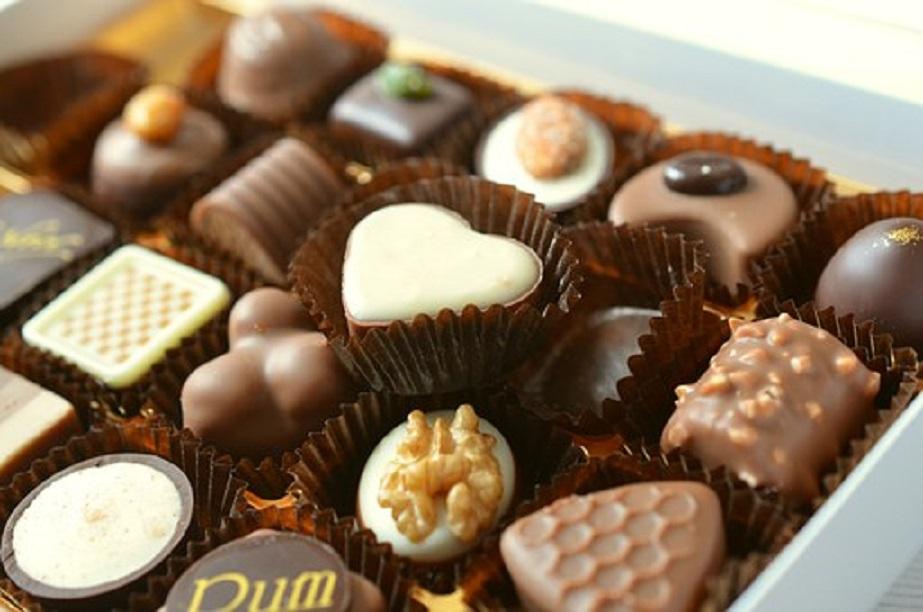 今でしょ講座のチョコレート