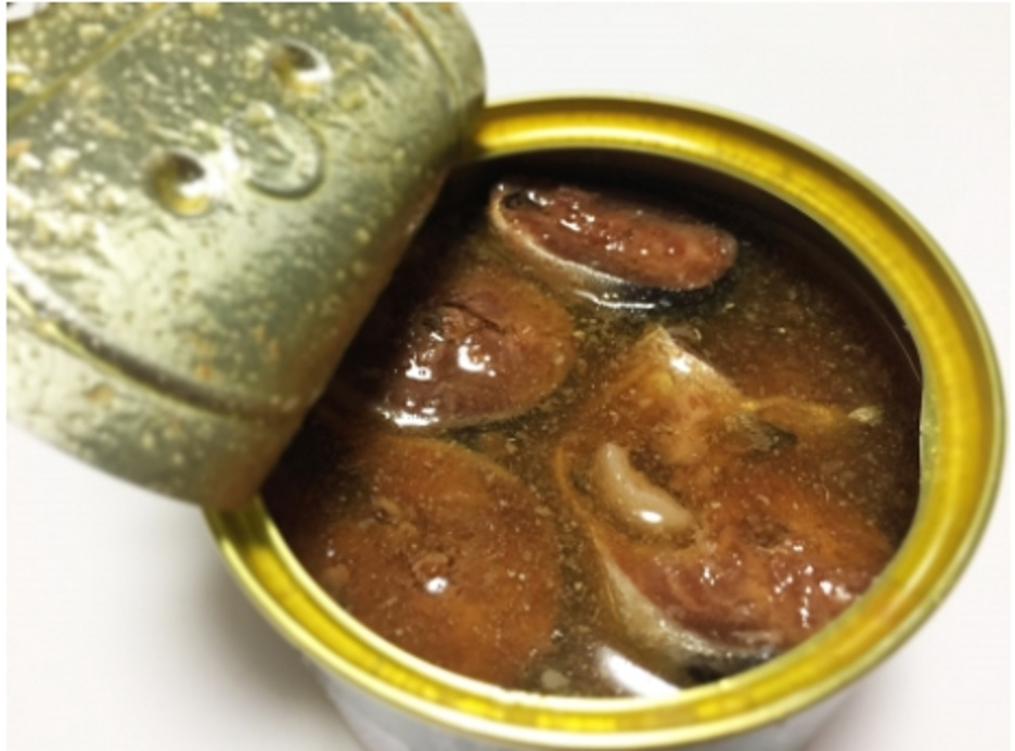薄毛を改善するイワシ缶