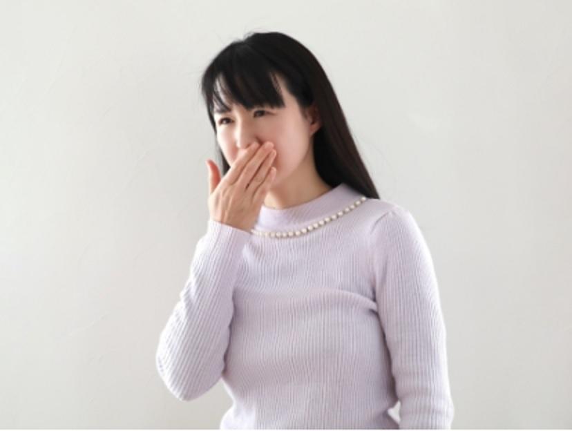 口臭を予防改善するガーゼ