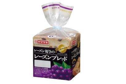 レーズン好きのレーズンブレッド(山崎製パン)