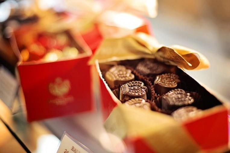 王様のブランチのチョコレート