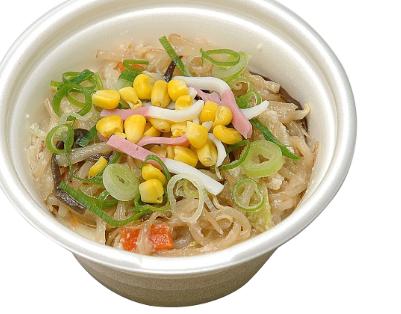 野菜チャンポンスープ