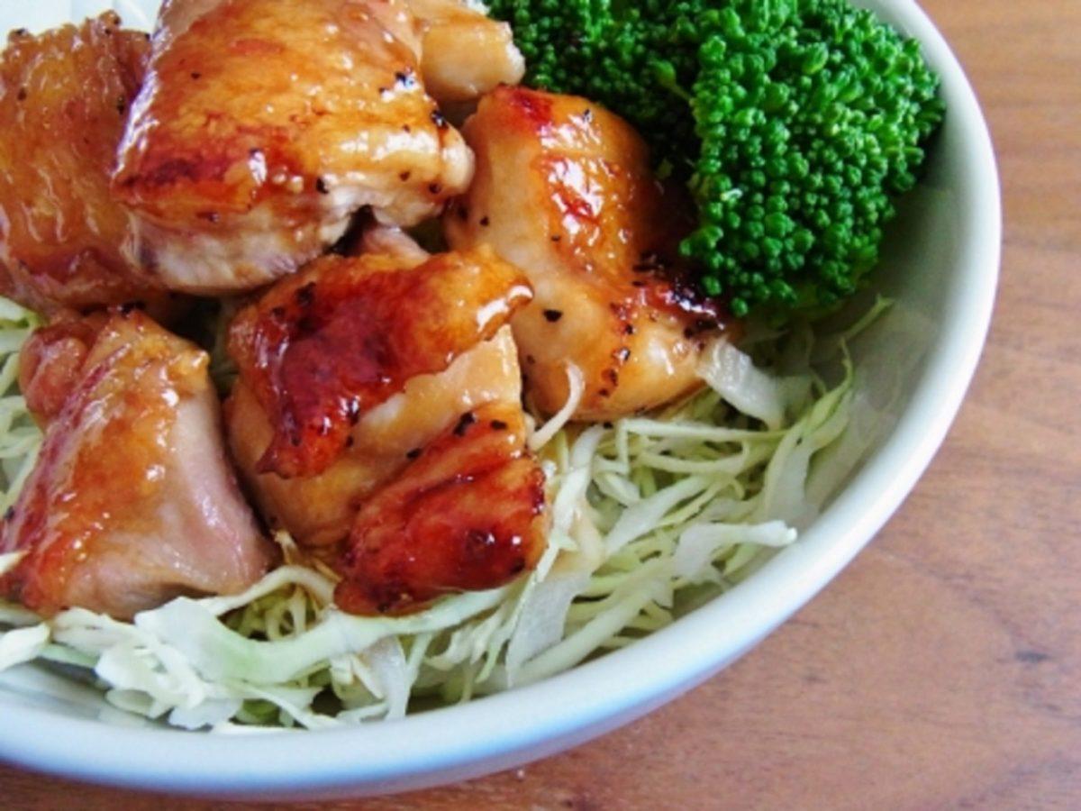 ヒルナンデスの漬けるだけ鶏の照り焼きレシピ