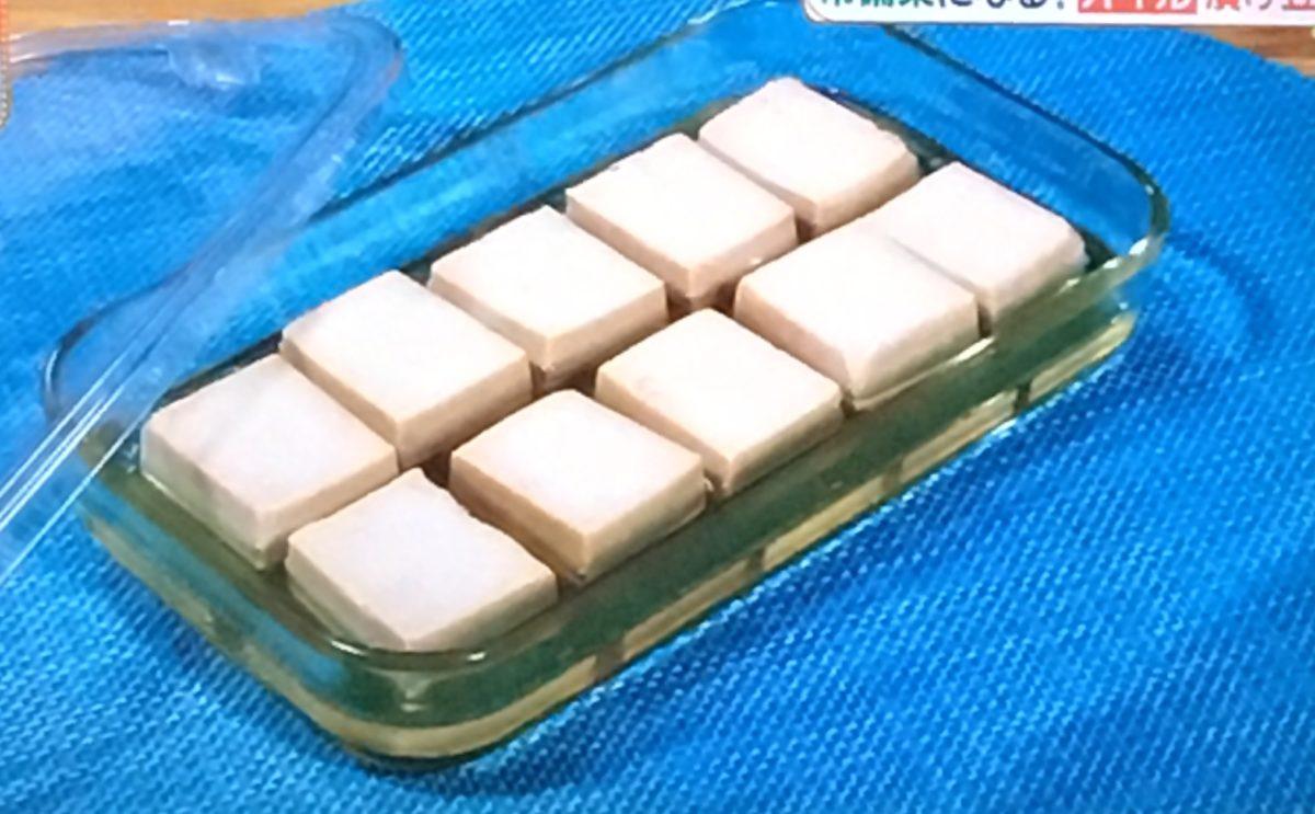 オイル漬け豆腐