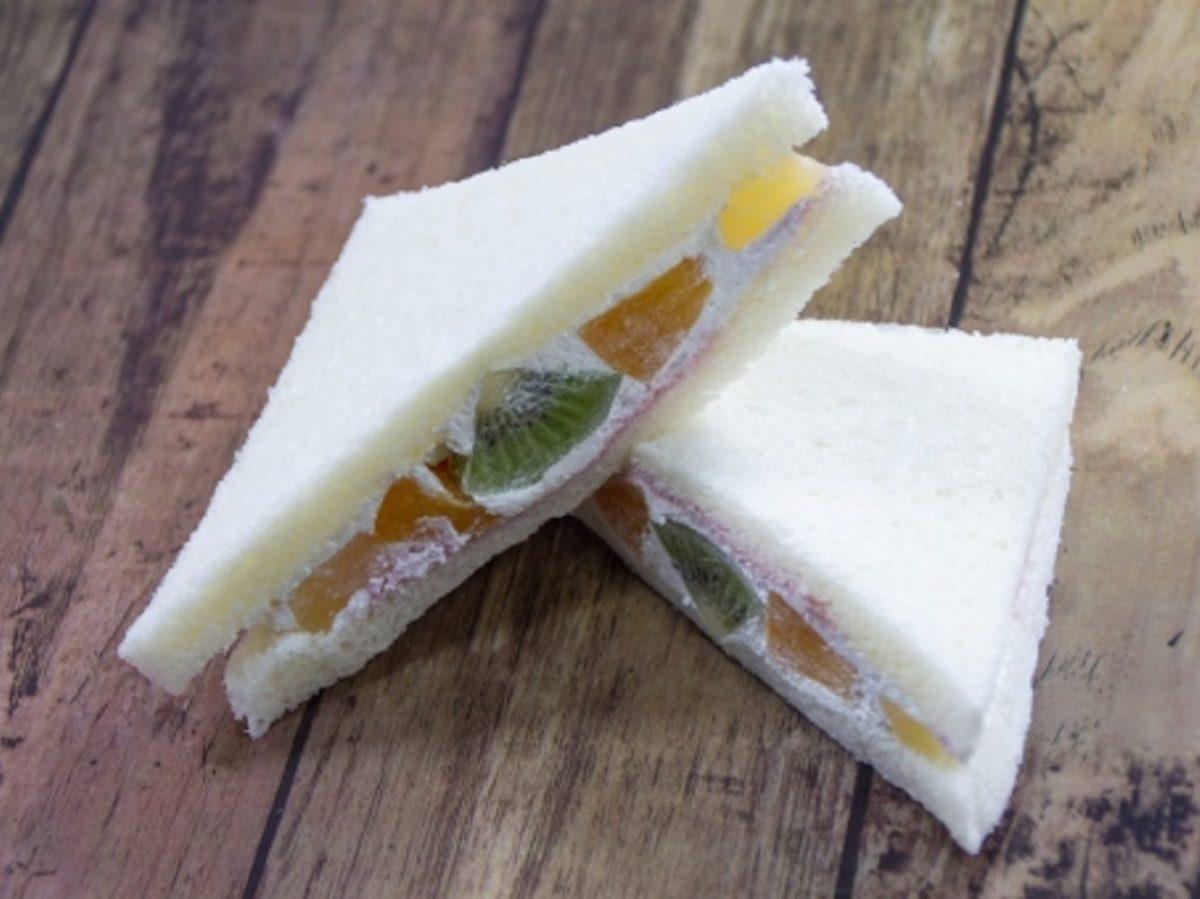 メレンゲの気持ち!サンドイッチ