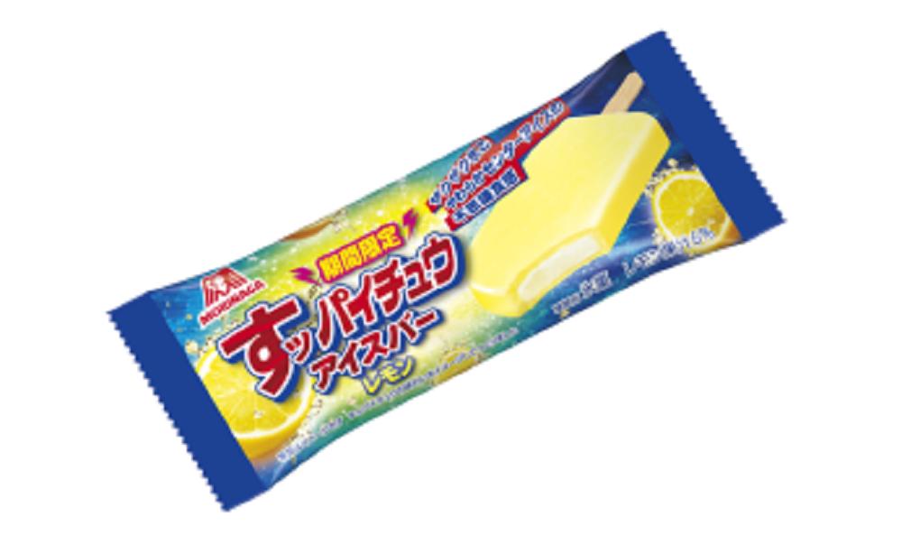 すッパイチュウアイスバーレモン
