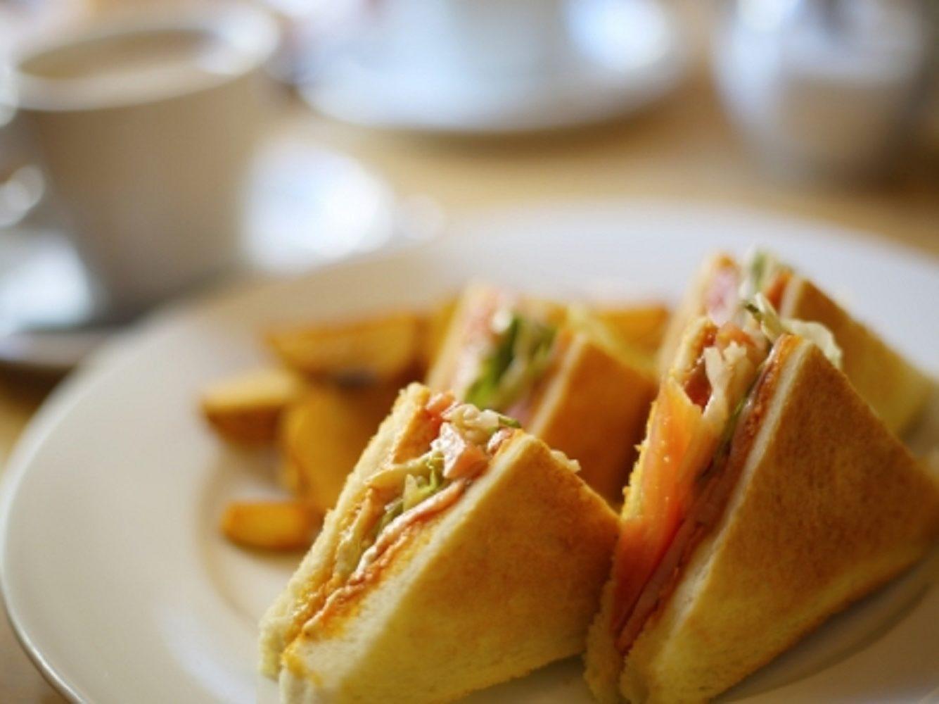 世界一受けたい授業!サンドイッチ