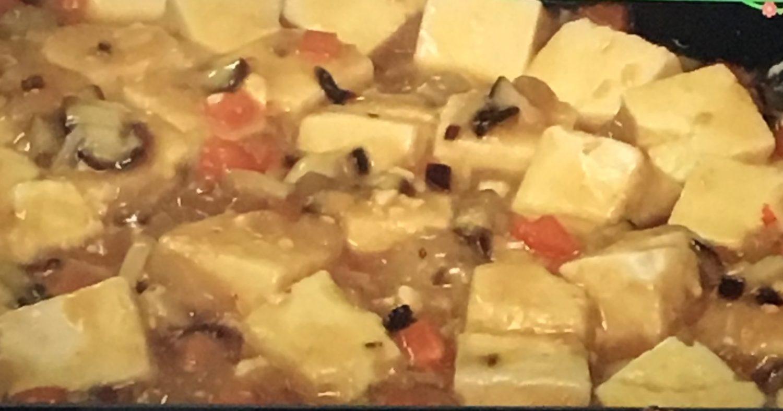 木金レシピ麻婆豆腐