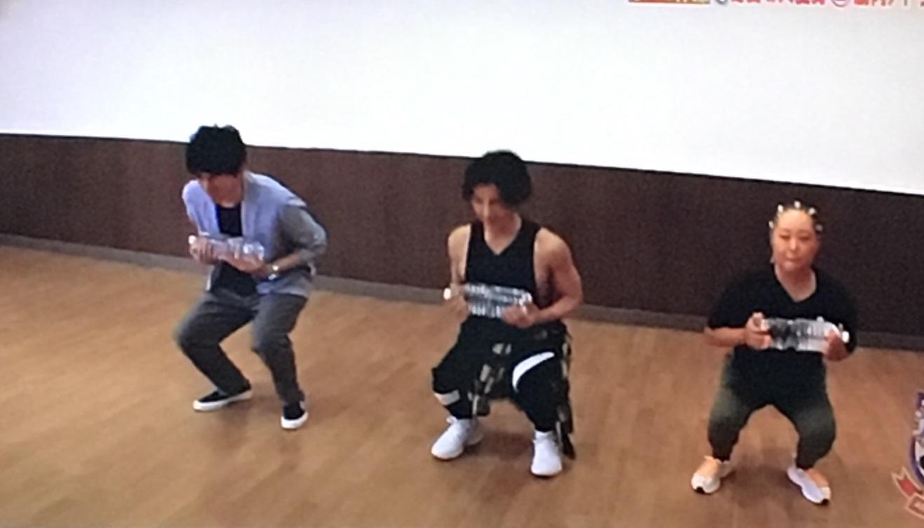 筋肉アトラクション体操のやり方1