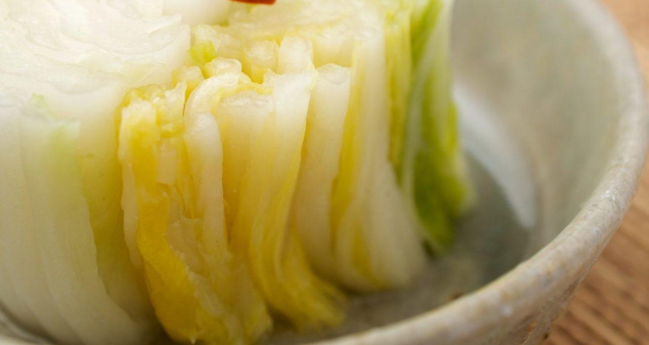 ほんのりジャムの塩白菜