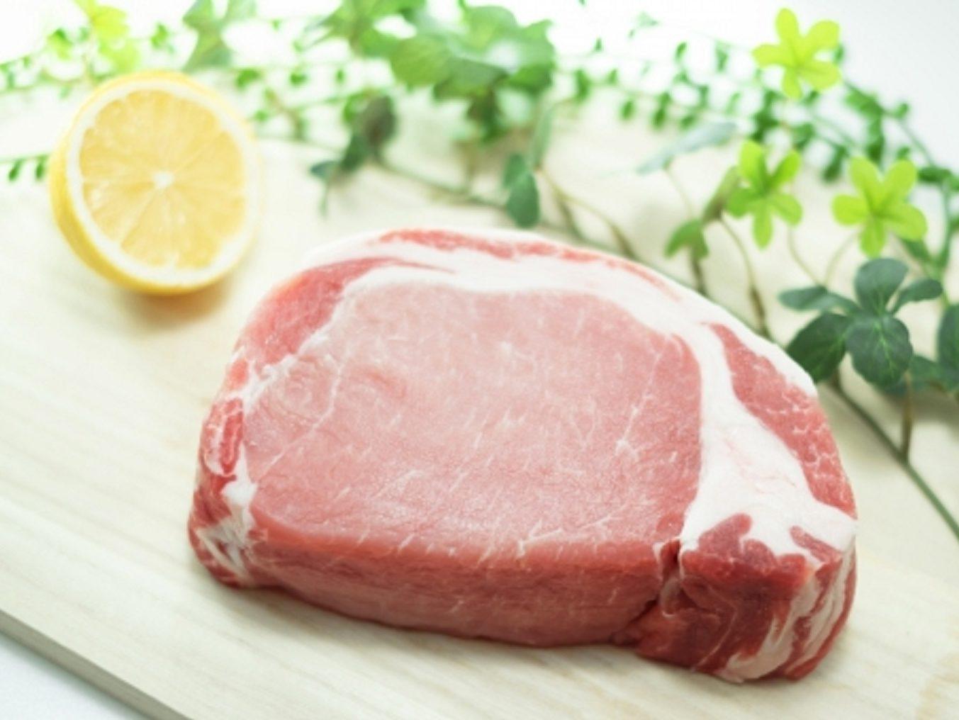 プロが教える黒豚のポークステーキのレシピ