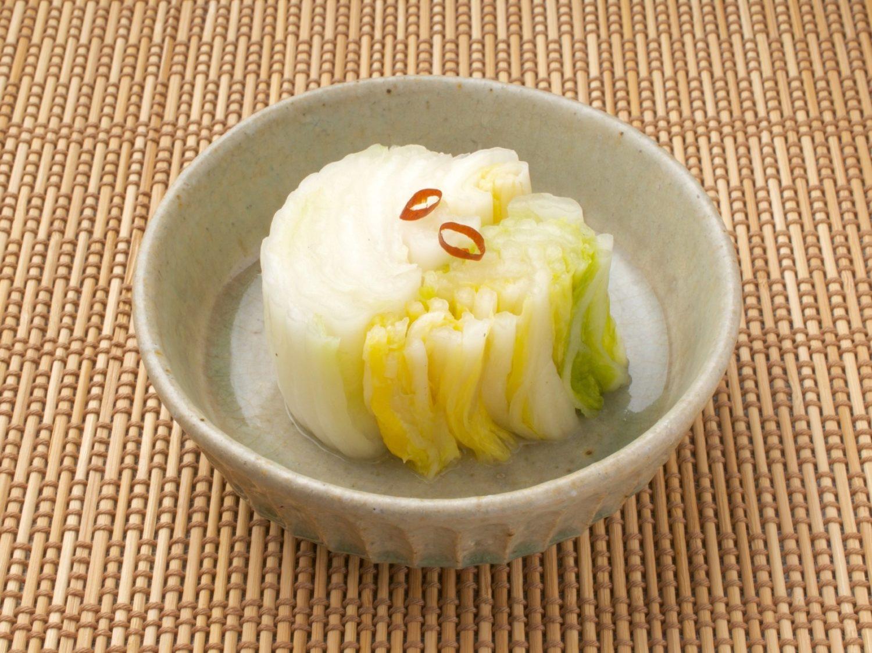 あさイチのジャムの塩白菜