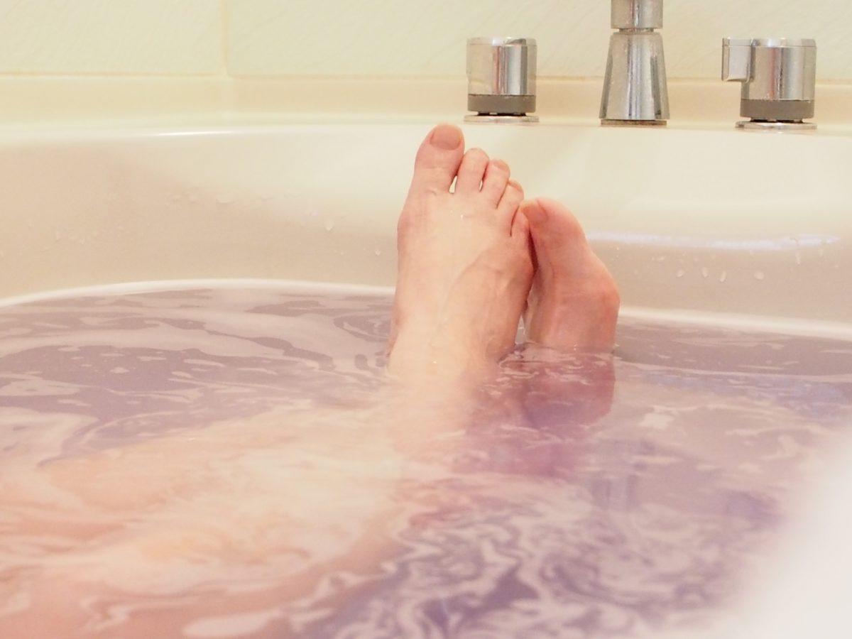 あさイチの入浴法