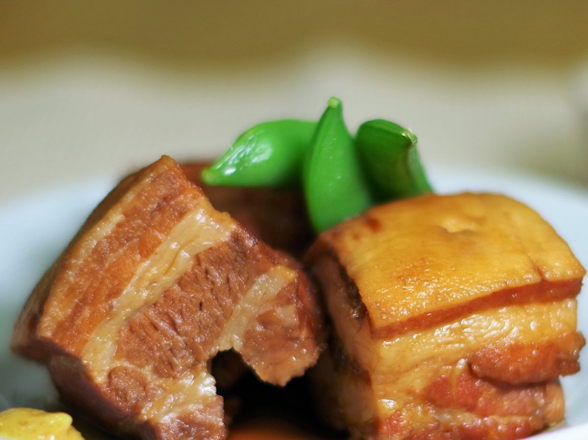 家事ヤロウの豚角煮レシピ