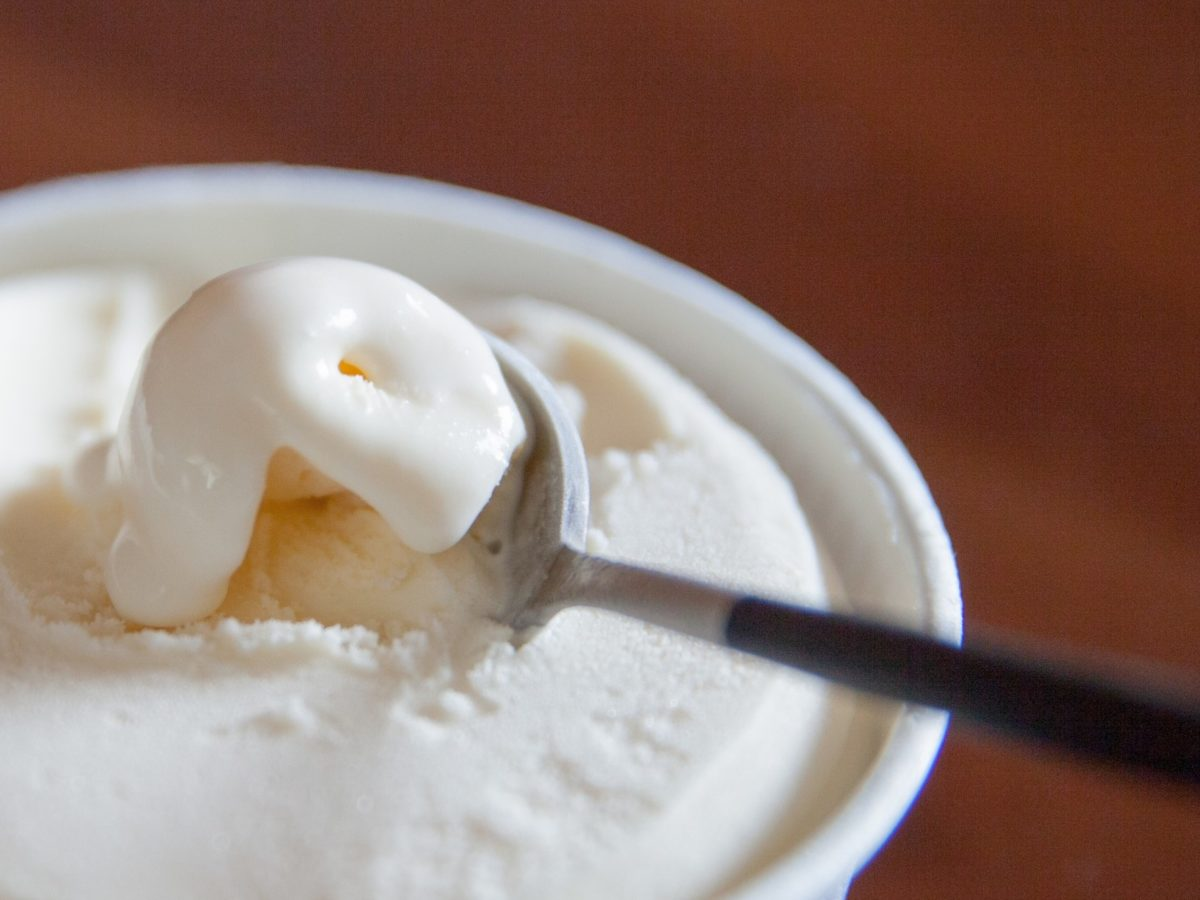 家事ヤロウのバターアイスのレシピ