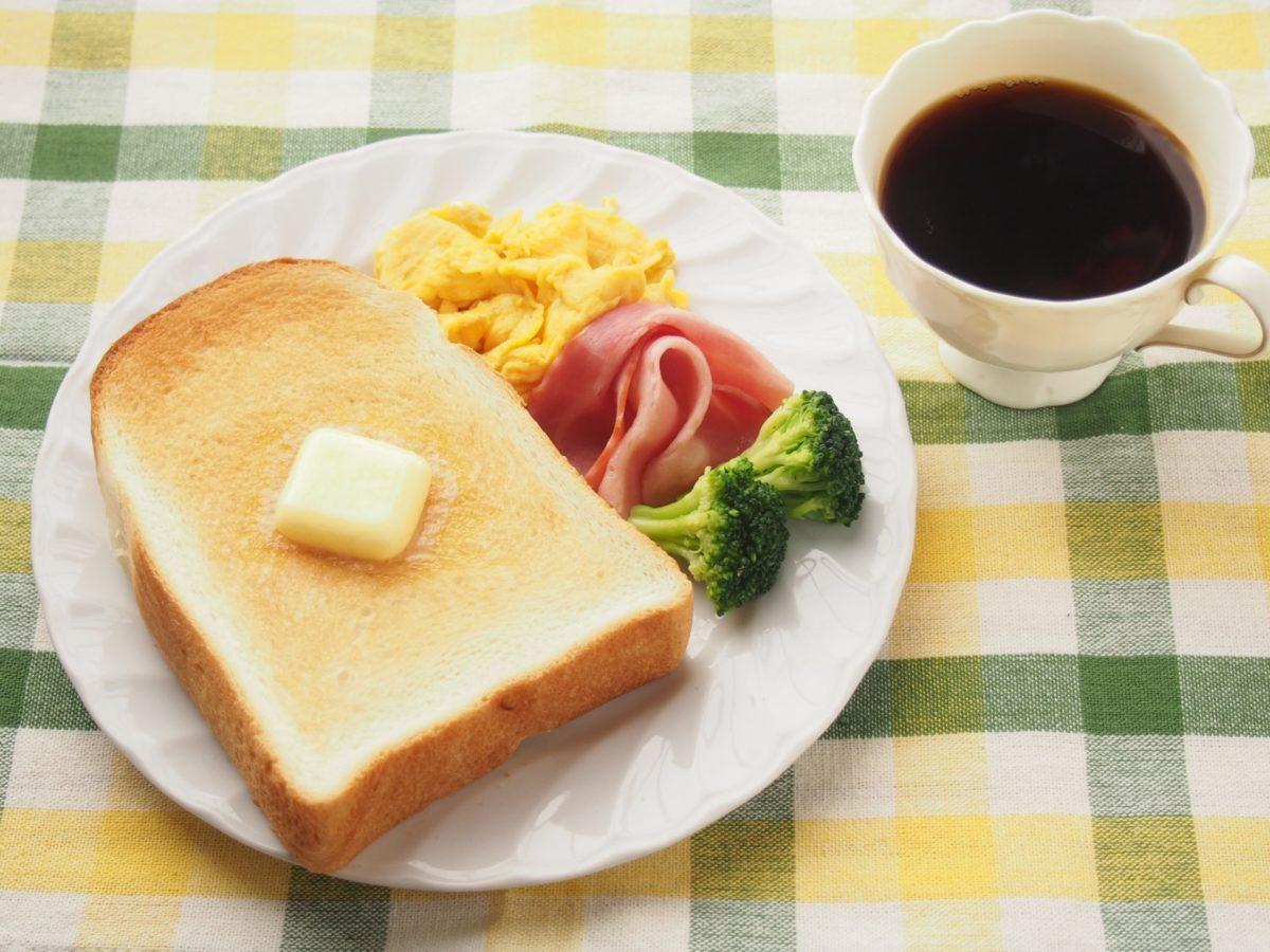 ヒルナンデスのバタートーストレシピ