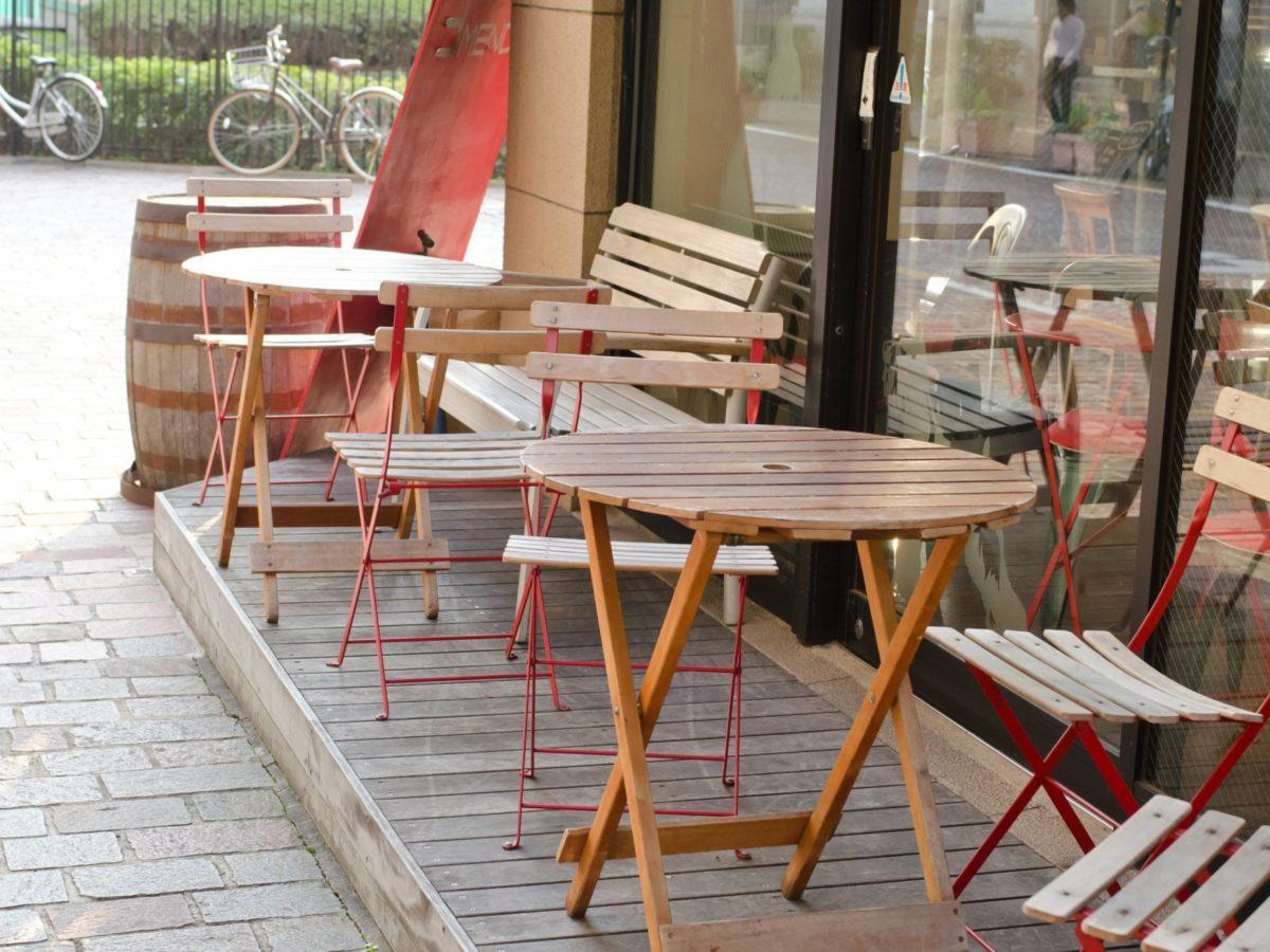 メレンゲの気持ちのブルゾンちえみのカフェ