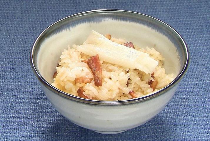 味覇(ウェイパー)の炊き込みご飯