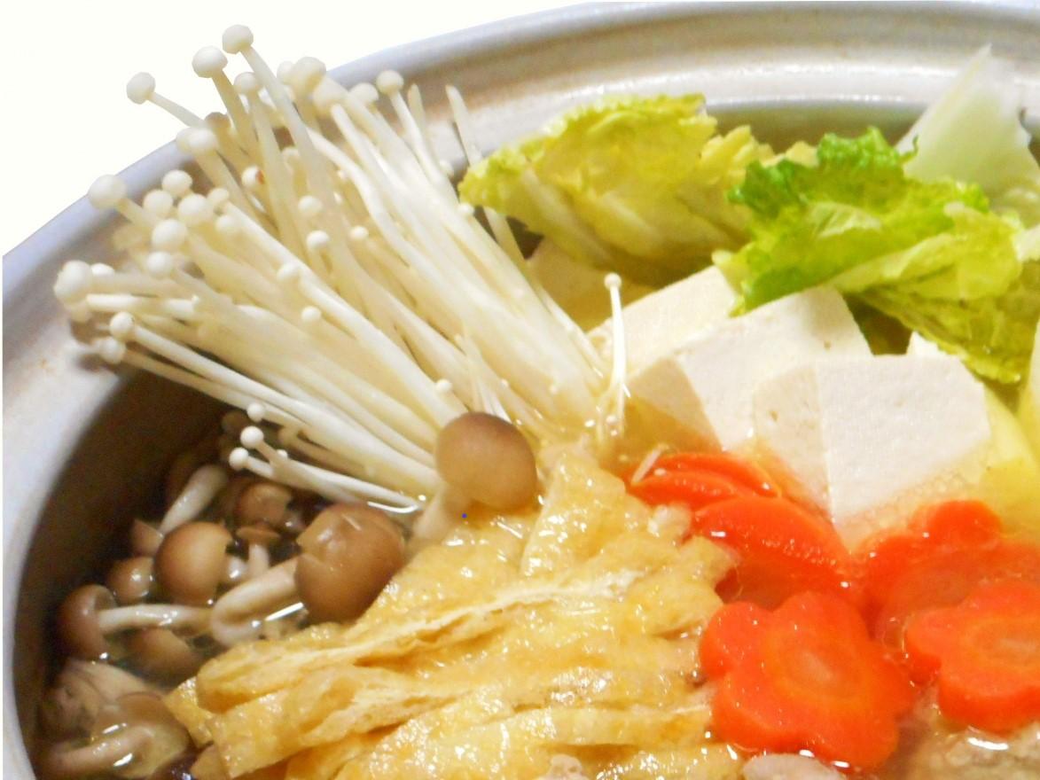 家事ヤロウのえのき鍋レシピ