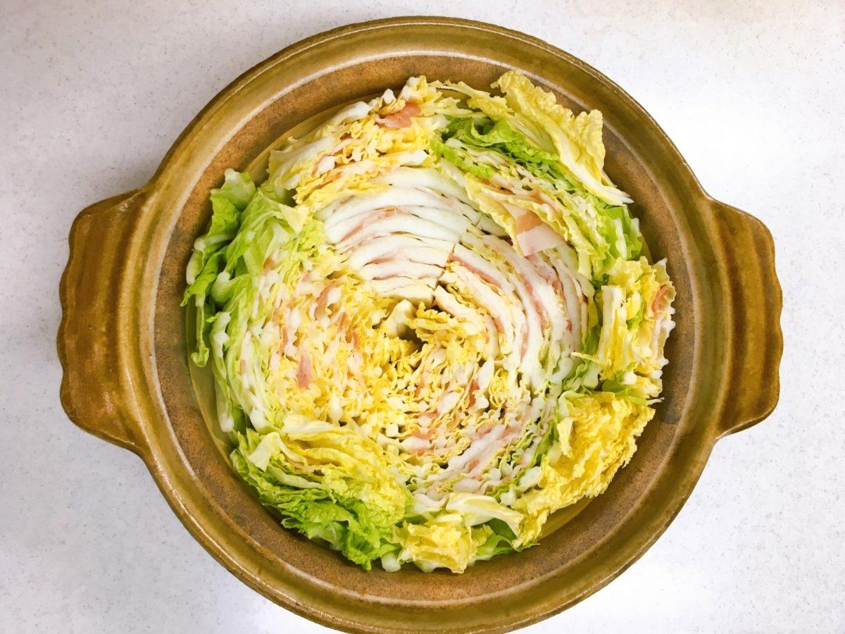 ヒルナンデスの大根のミルフィーユ鍋レシピ