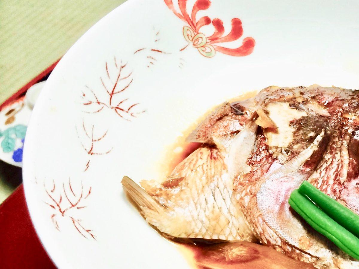 あさイチの鯛のたいかぶらレシピ