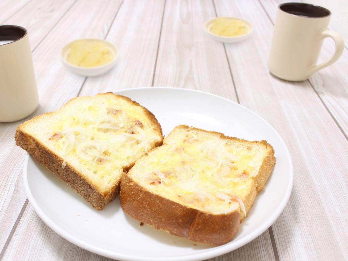 家事ヤロウのマシュマロスモアトーストのレシピ