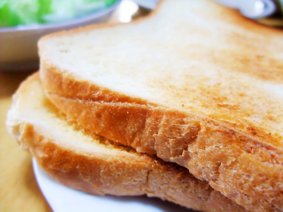 家事ヤロウのトーストのレシピ