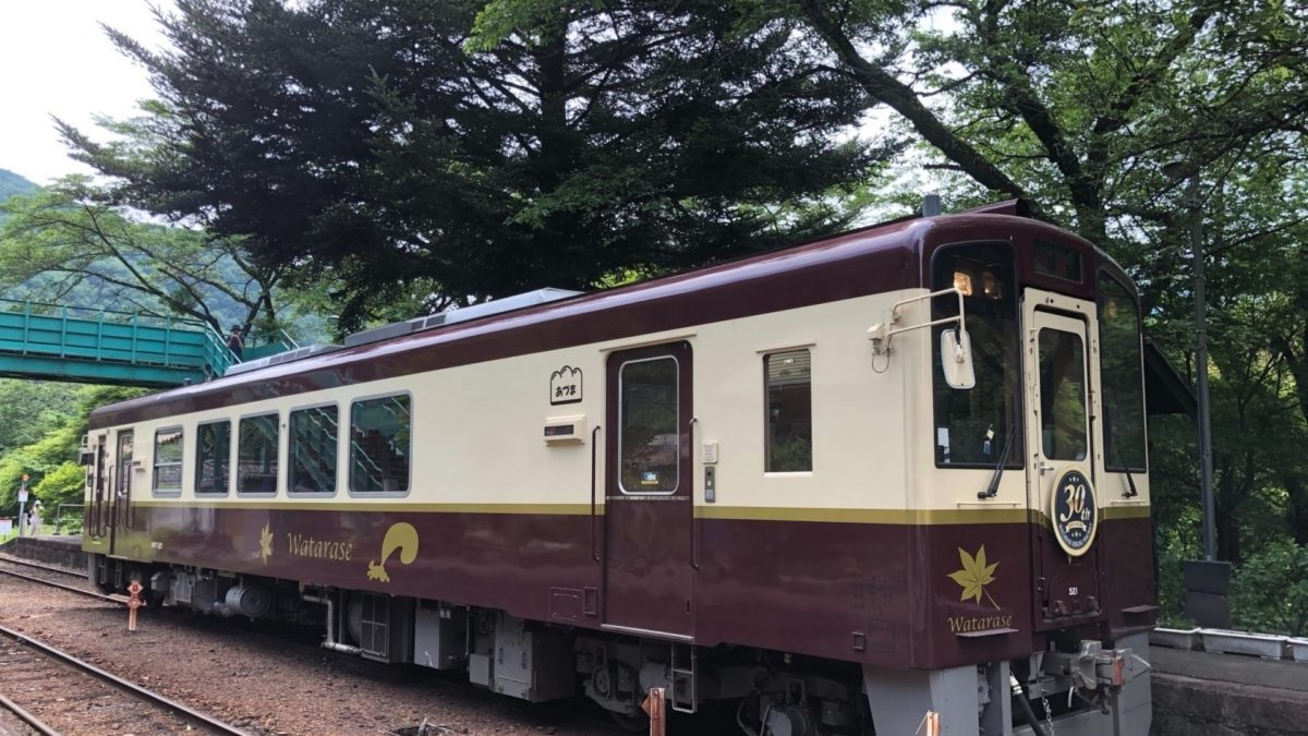かりそめ天国の観光列車