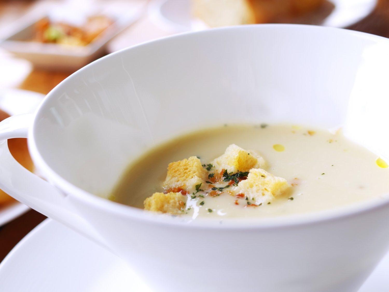 家事ヤロウの味覇(ウェイパー)クリームスープのレシピ