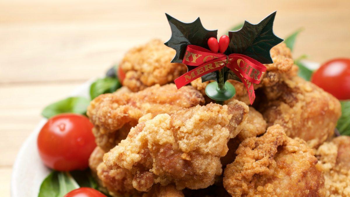 ごごナマの平野レミのクリスマスリースチキンのレシピ
