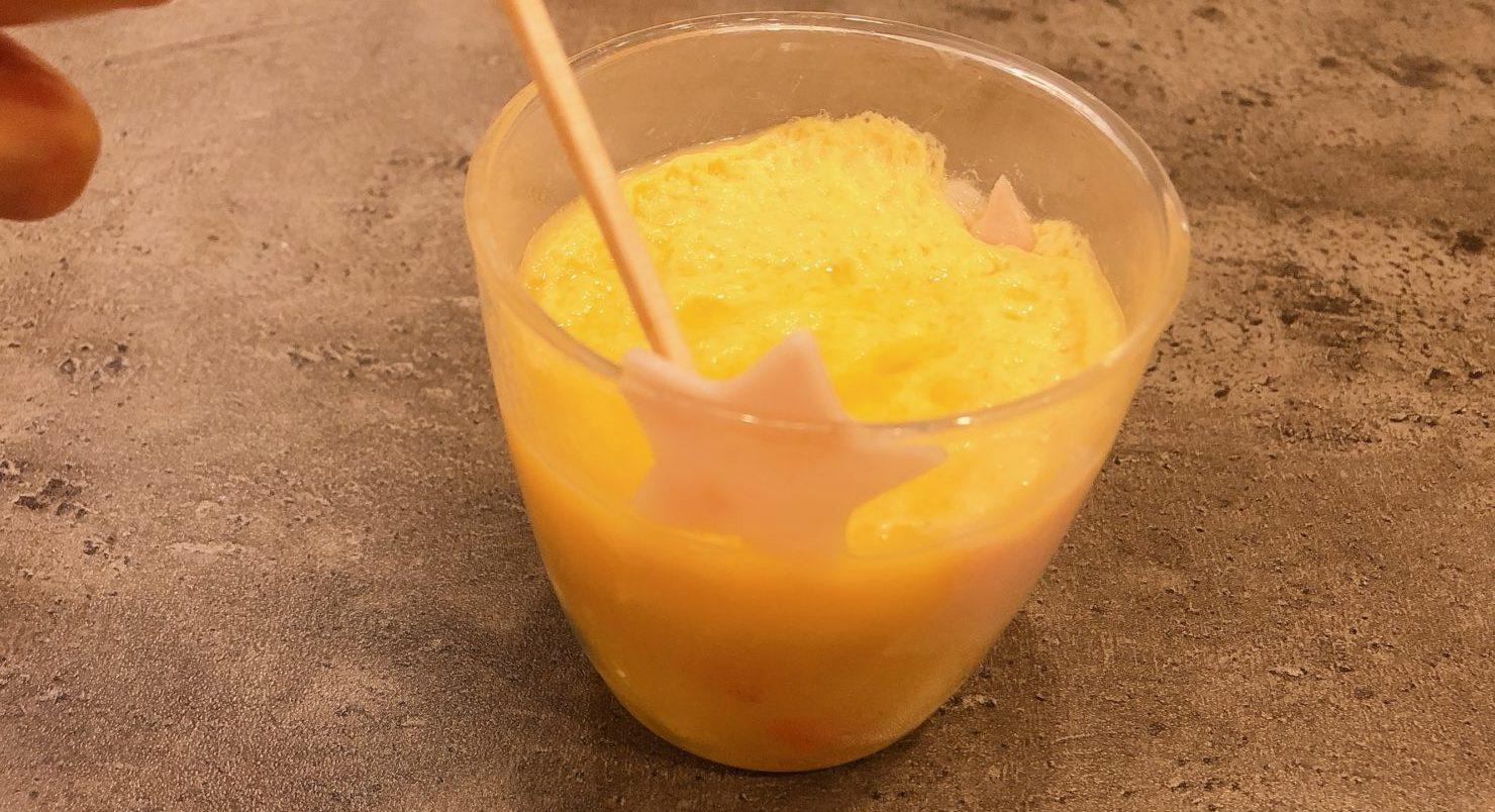 洋風チーズ茶碗蒸しの作り方(工程5)